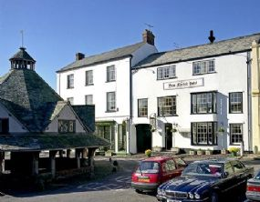 Dog Friendly Hotel Dunster The Yarn Market in Somerset pets welcome